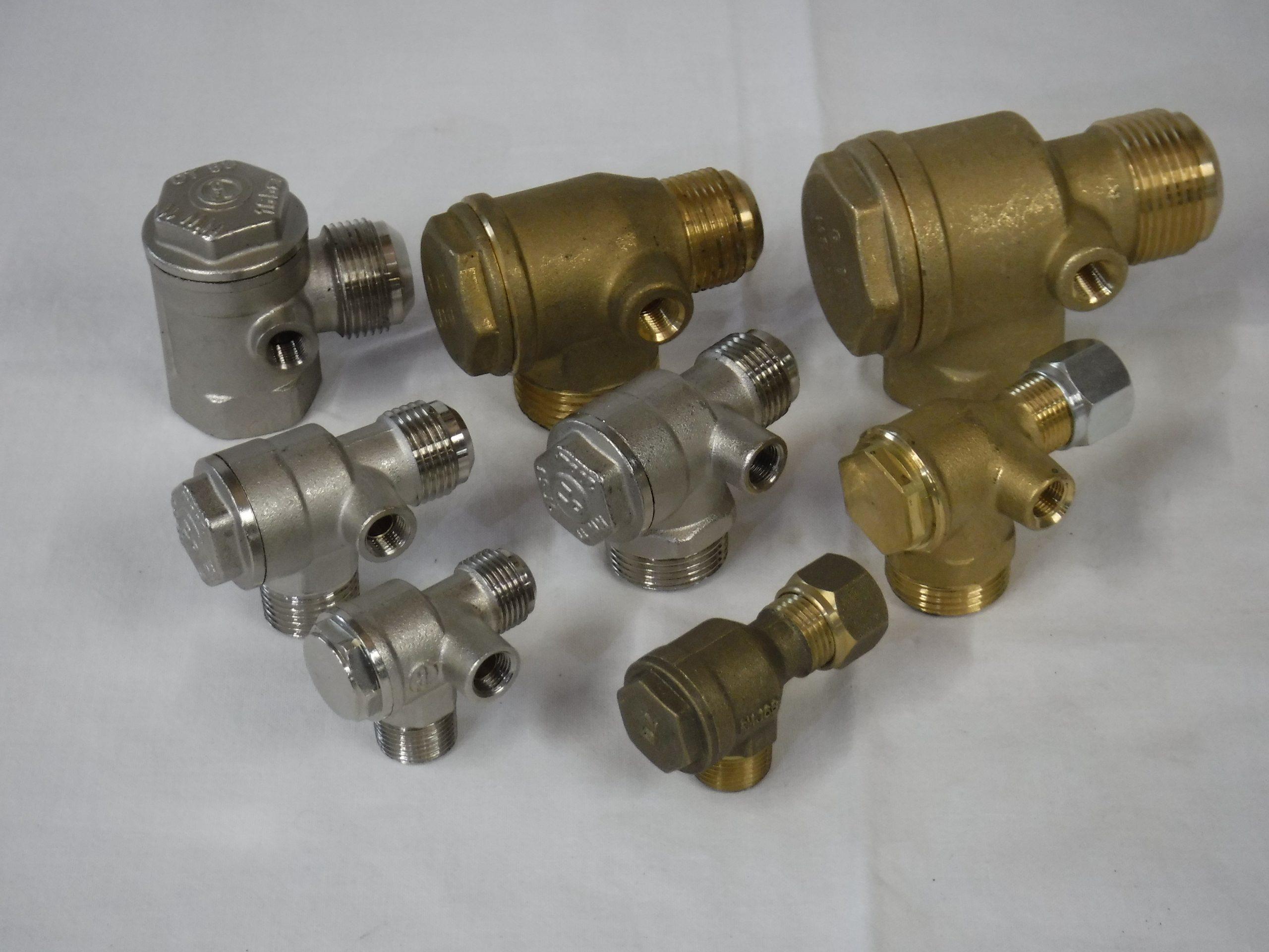 Nepovratni ventil za kompresorje